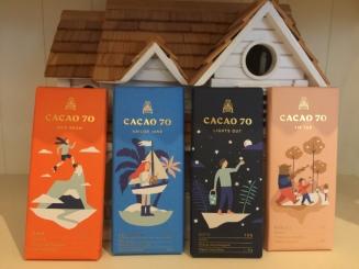 Cocoa 70 Chocolates
