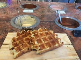 Cocoa 70 Waffle