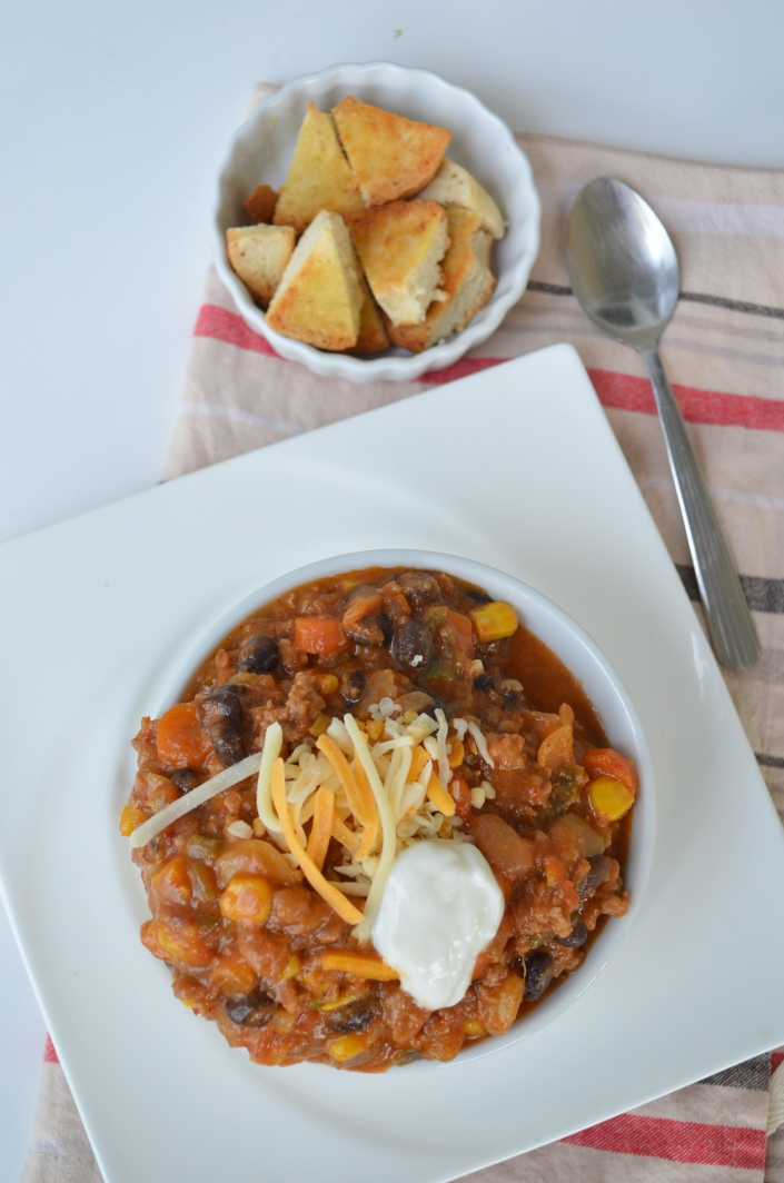 Small Batch Chili Recipe