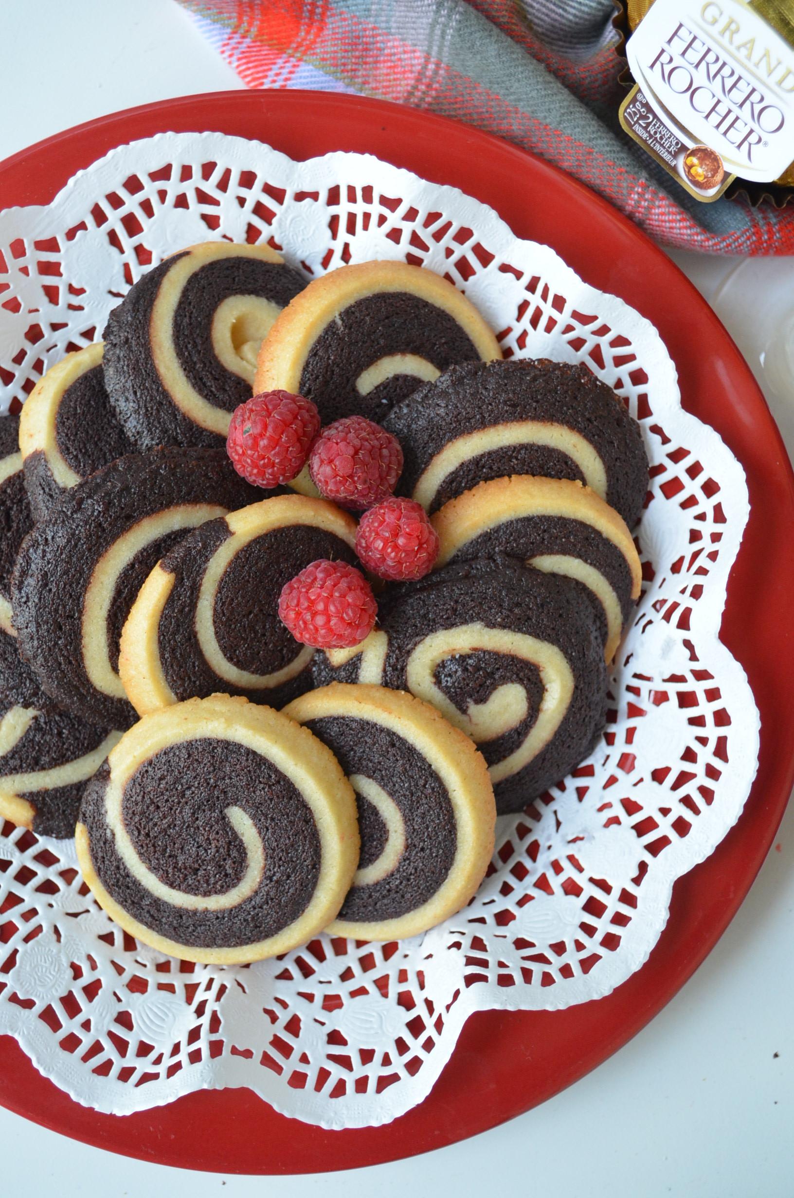 Basic Pinwheel Cookie Recipe