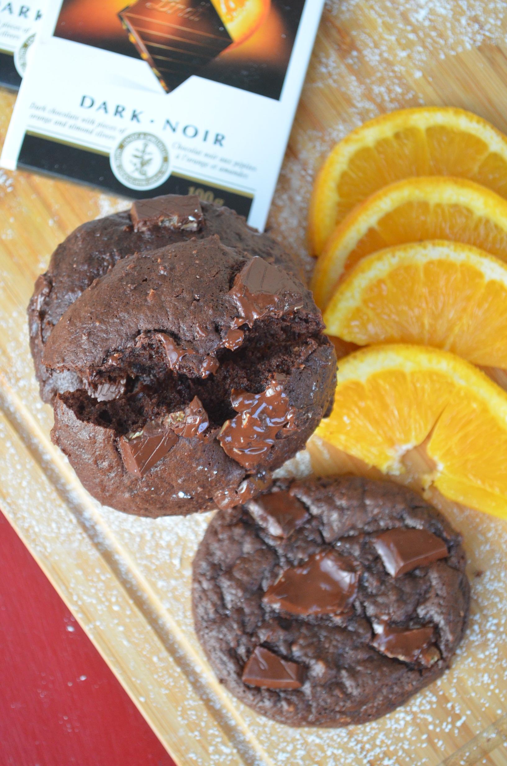 Chocolate Orange Cookie Recipe