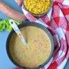Creamy Sweet Potato CornChowder
