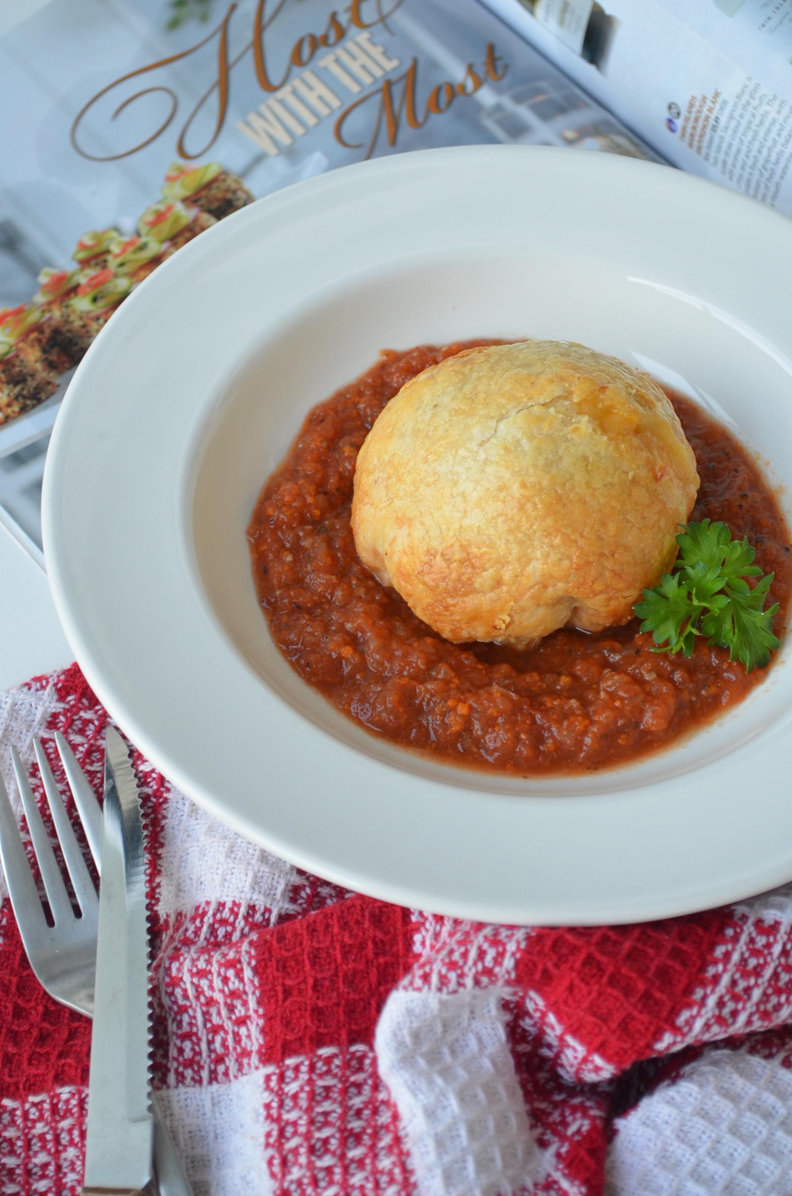 Meatballs Wellington Recipe