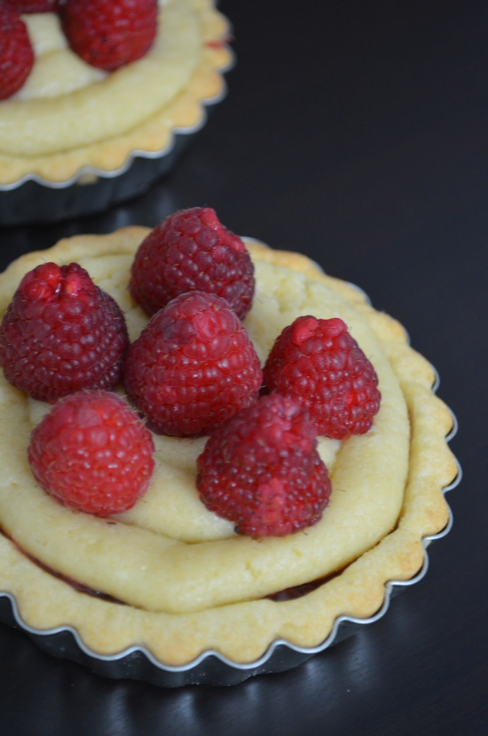 Raspberry and Almond Frangipane Tart Recipe