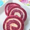 Red Velvet Swiss Roll CakeRecipe