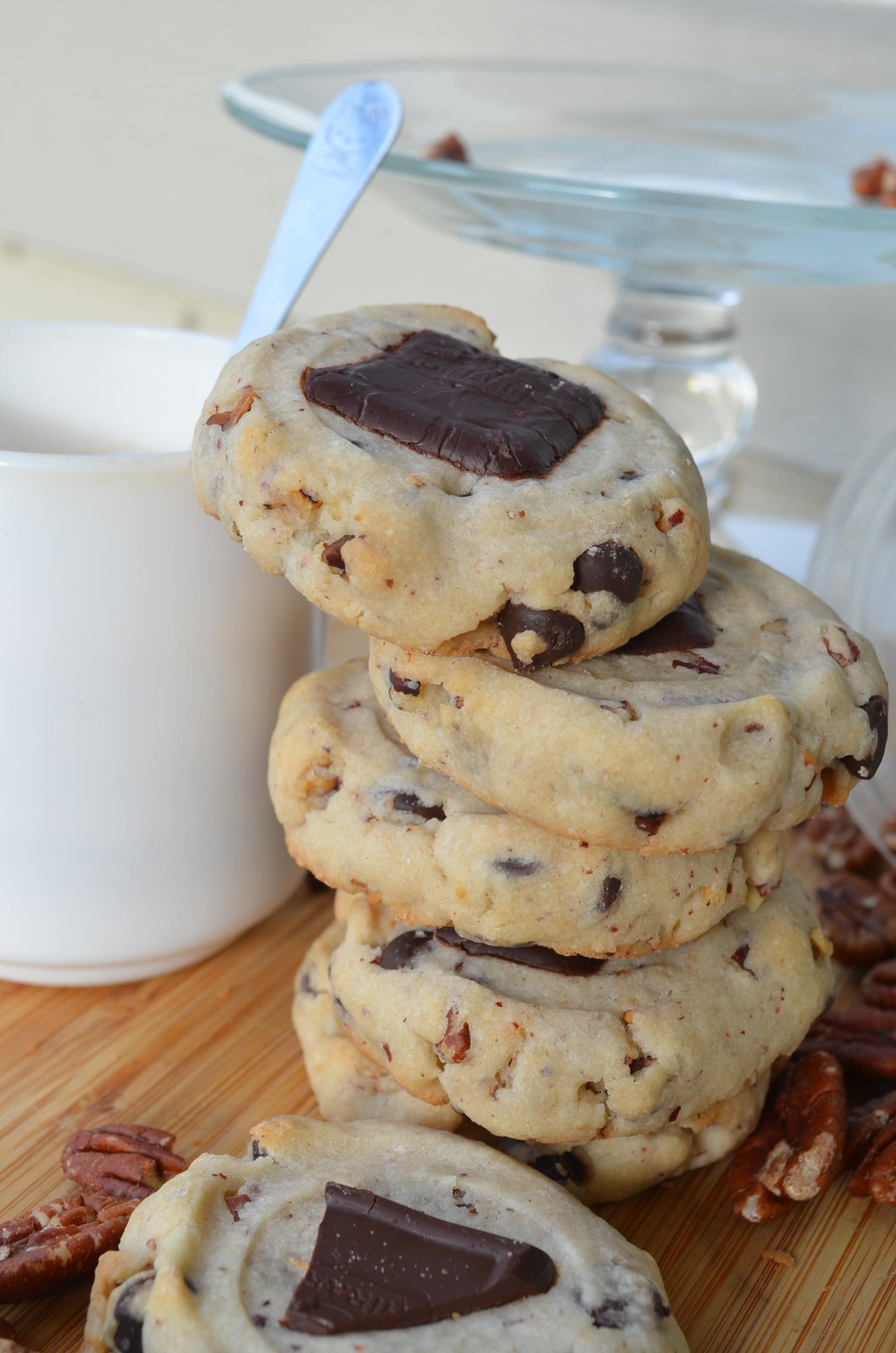Shortbread Pecan Cookie