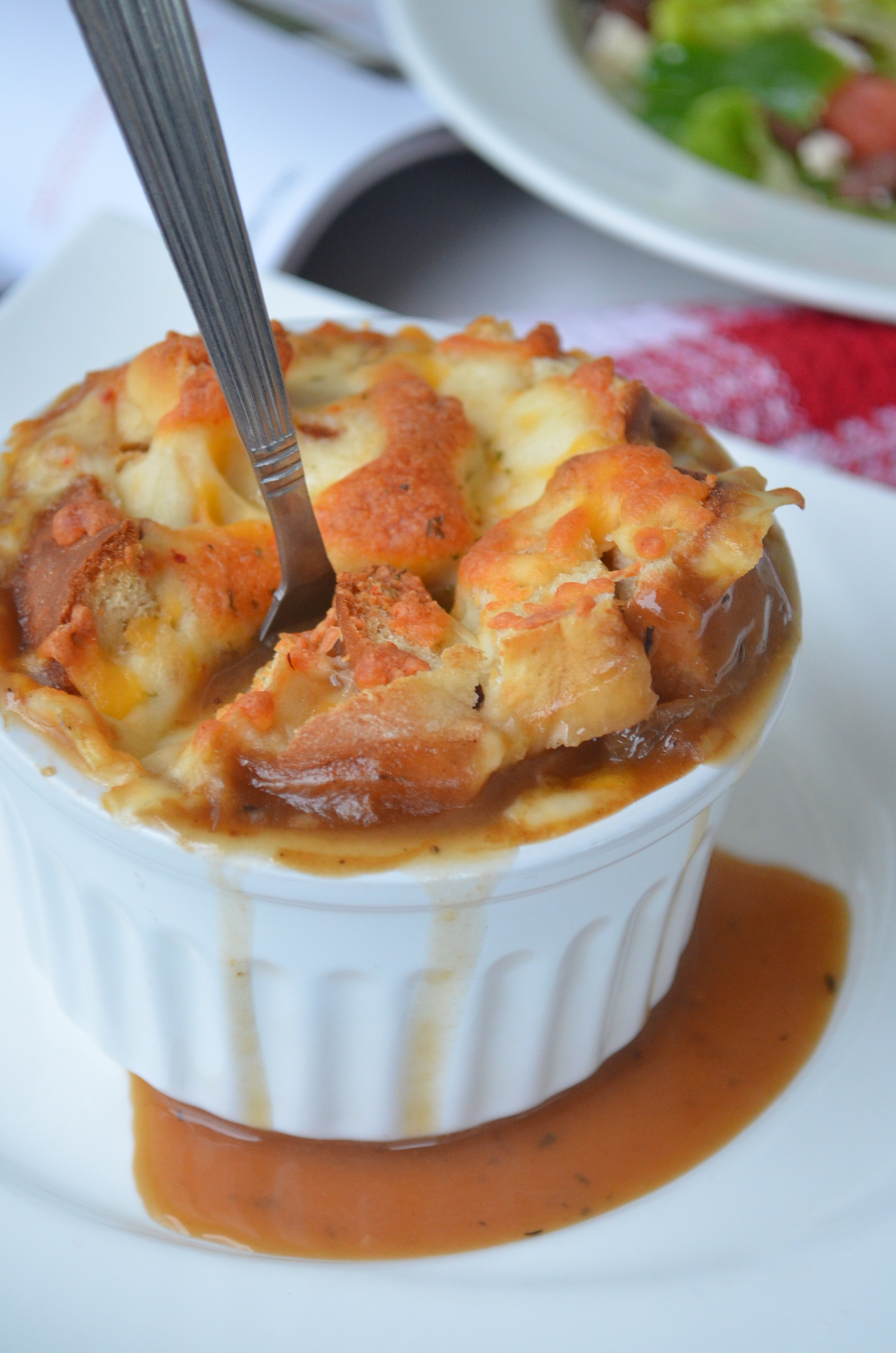 Small Batch French Onion Soup Recipe