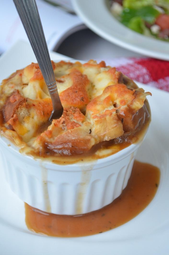 Small Batch French Onion Soup Recipe