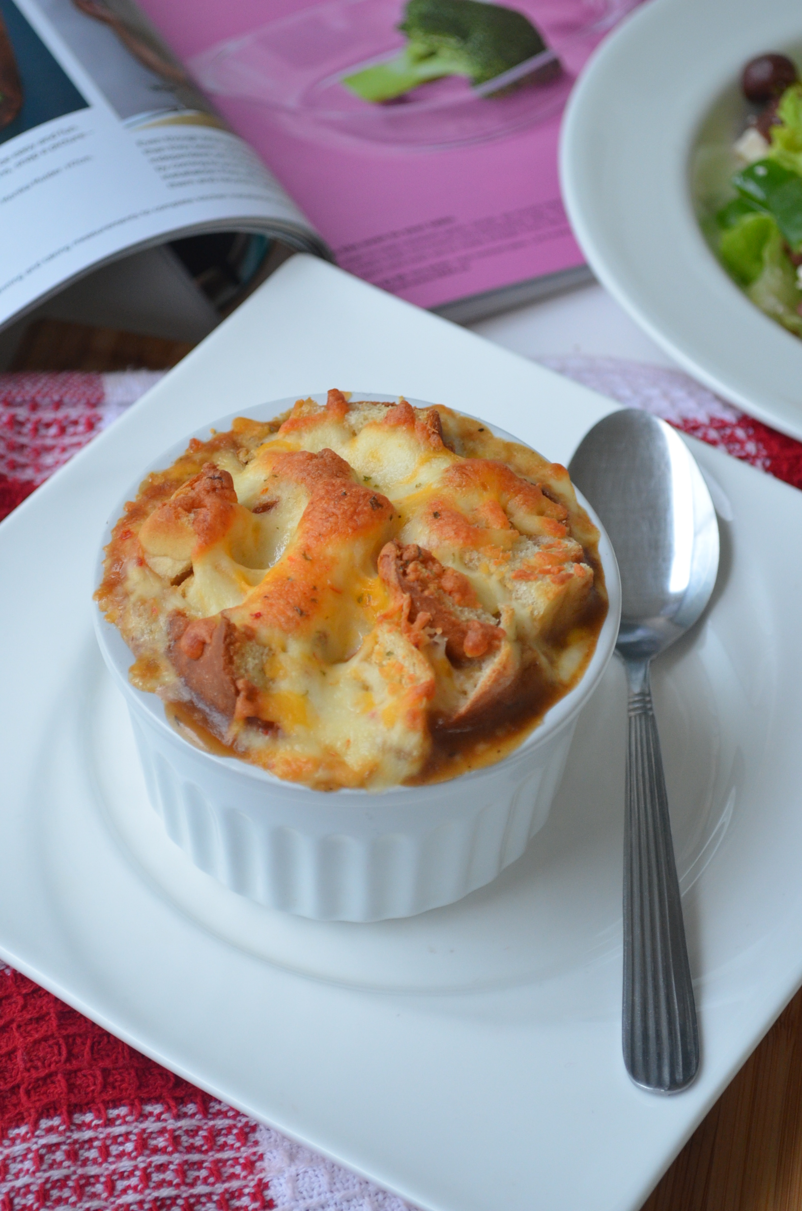 Small Batch French Onion Soup