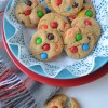 Soft and Chewy MMCookies
