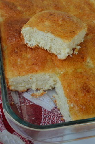 Soft Herb Rolls Recipe