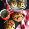 Bakery Style Chocolate Chip MUffinsRecipe