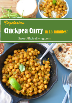 Chickpea Curry Blog