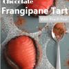 Chocolate Frangipane Tart with PoachPear