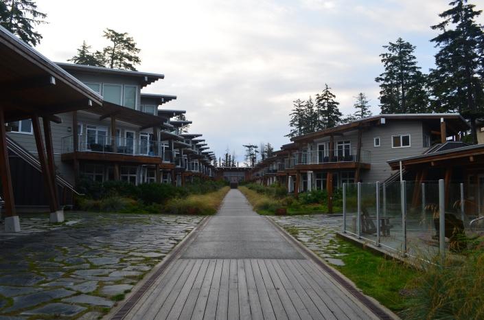 Cox Bay Resort Tofino
