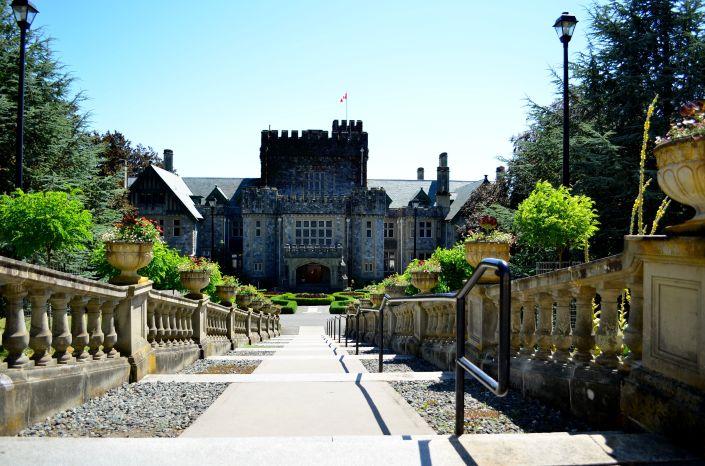 Hatley Castle, Victoria BC Canada