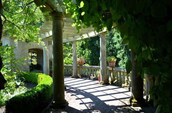 Hatley Park Historic Site Victoria BC