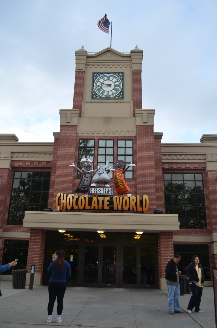 Hersheys World