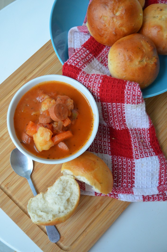 Homemade Italian Sausage Soup