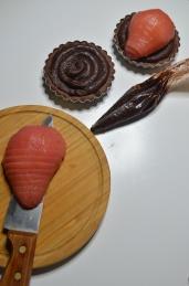 How to Make Chocolate Frangipane Tart with Fruit