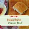 Italian Herbs BreadRolls