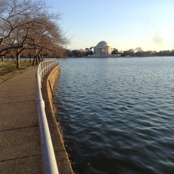 Jefferson Memorial Site