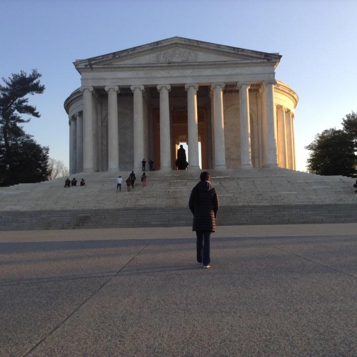 Jefferson Memorial Washinton DC