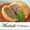 Make-Ahead Meatballs Wellington