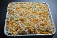Meatless Monday Lasagna Recipe at SweetNSpicyLiving.com