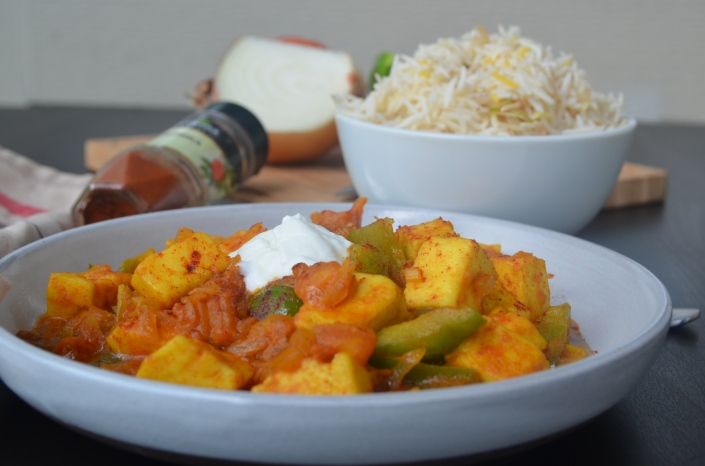 Paneer at SweetnSpicyLiving.com