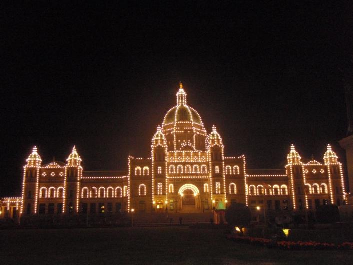 Parliament Building Victoria BC