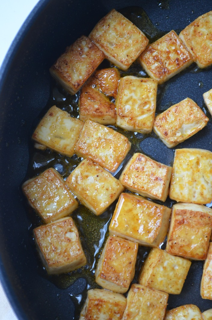 Stir Fry Tofu