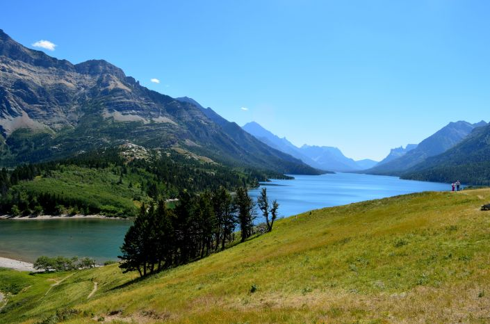 Vacation to Waterton Alberta Canada