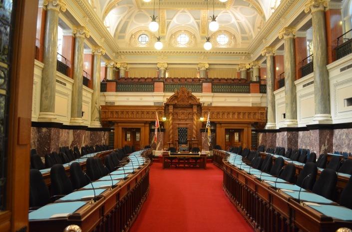 Victoria Parliament Tour