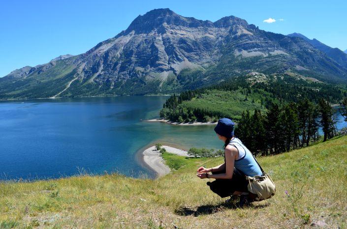 Waterton Alberta Canada