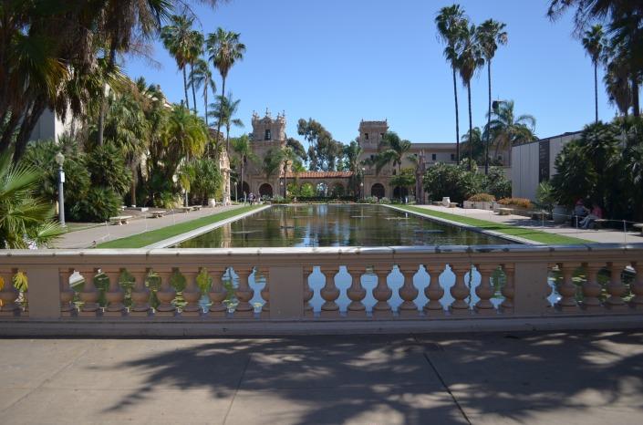 Balboa Park San Diego USA