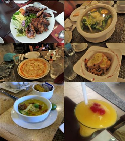 Club Punta Fuego Food