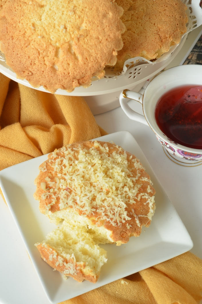 Mamon Recipe a Filipino Sponge Cake
