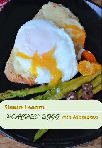 Poached Egg with Asparagus