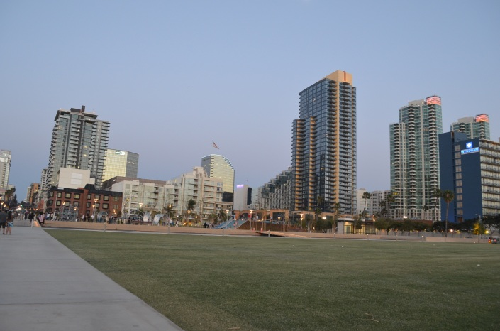 San Diego Downtown District
