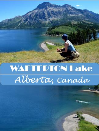 Waterton Alberta