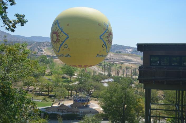 Zafari Park San Diego USA