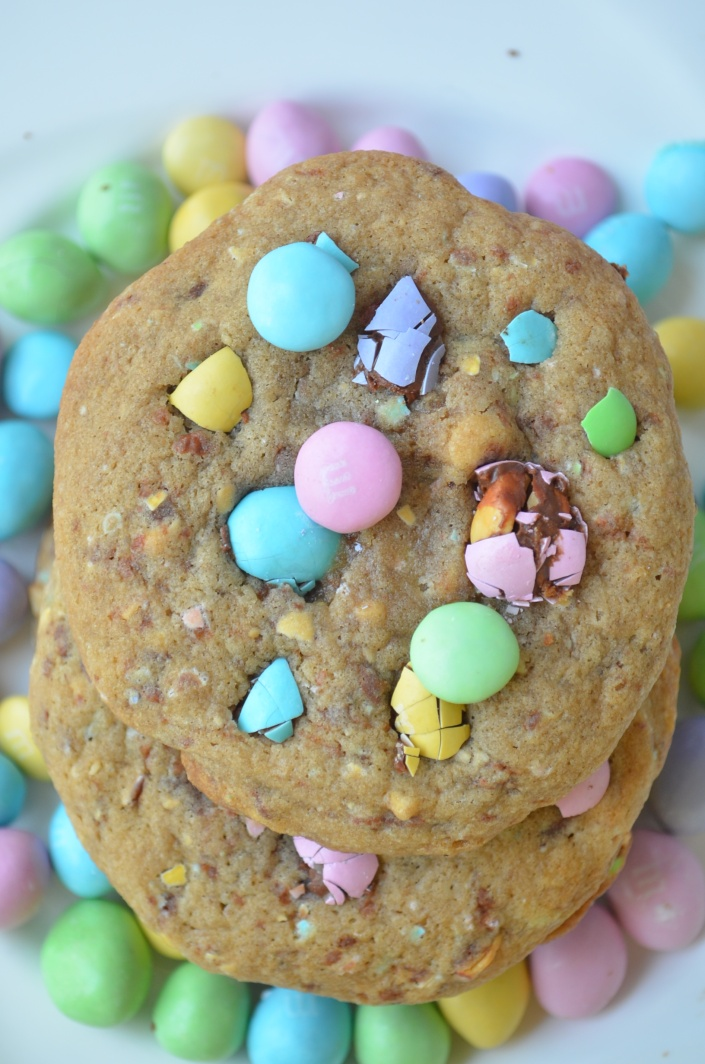 Easter Cookie Treats at SweetnSpicyliving.com