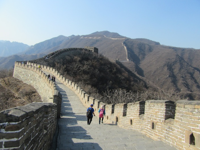 Great Wall of China at SweetNSpicyLiving.com