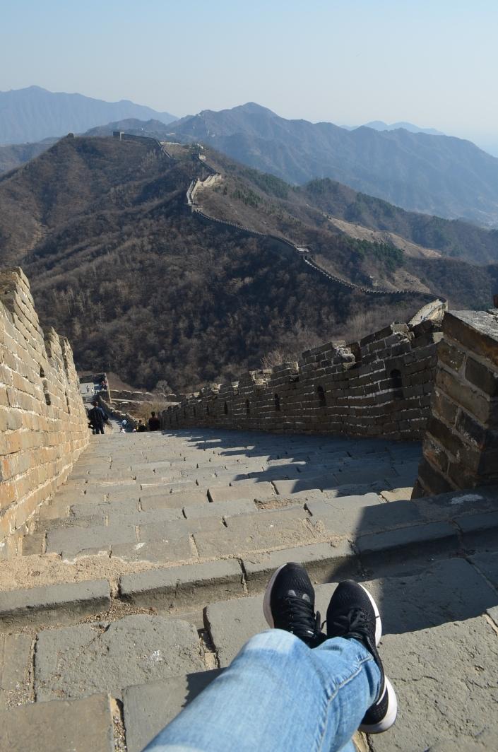 Great Wall Of China Vacation