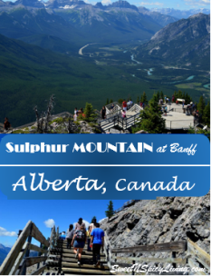 Sulphur Mountain Banff