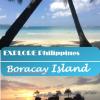 White Sand of Boracay IslandPhilippines