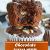 Chocolate Banana MuffinBlog