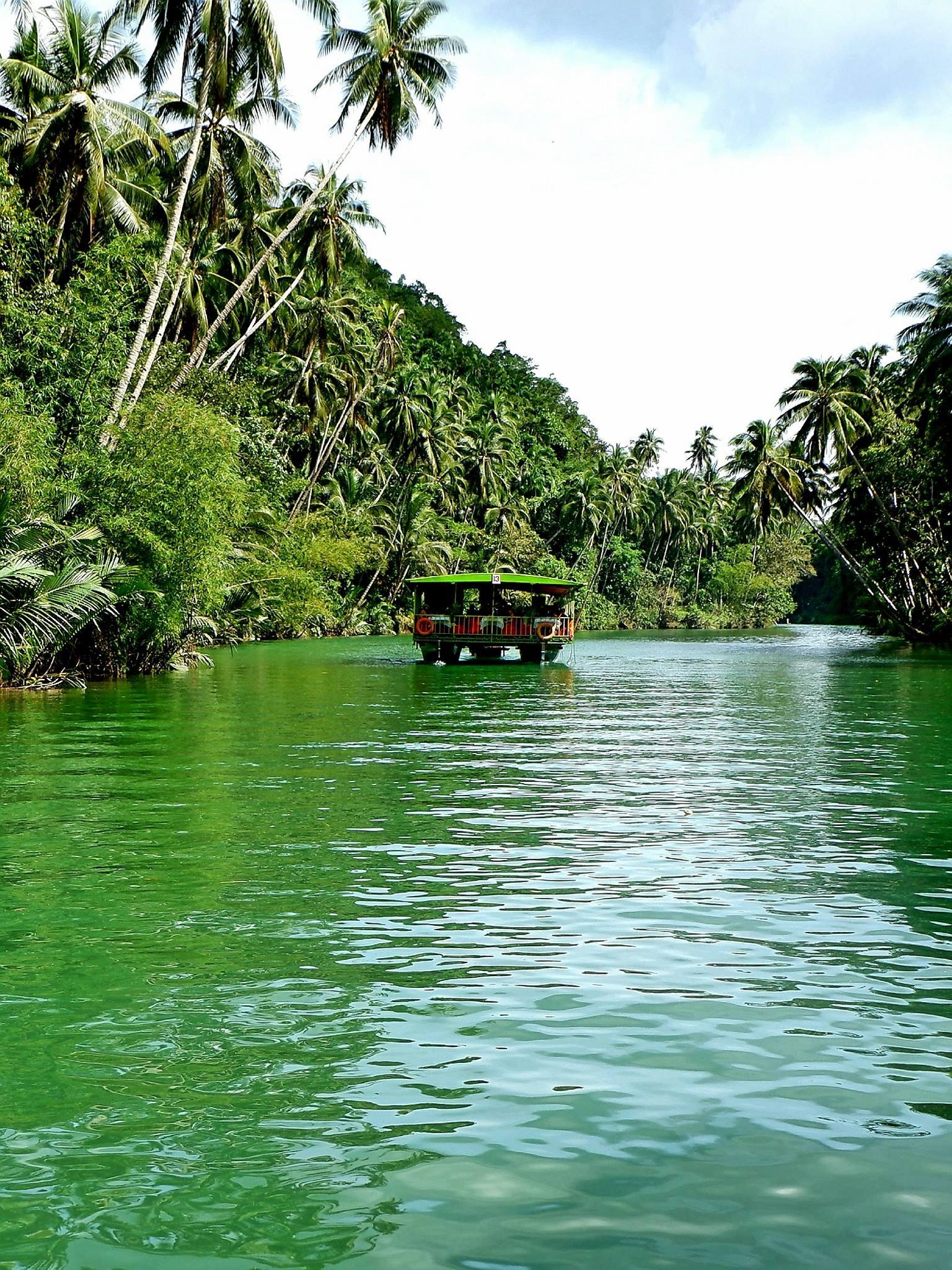 Loboc River Floating Resto