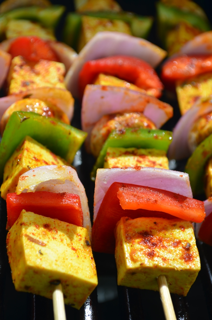 Tofu Shish Kebabs Recipe
